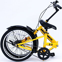 ミムゴ ハマー FDB20R 折り畳み自転車  MG-HM20R MIMUGO HUMMER FDB20R フォールディングバイク 365 【送料無料・メーカー直送・き】 超人気のハマー、ベーシックな折りたたみ自転車20インチ!