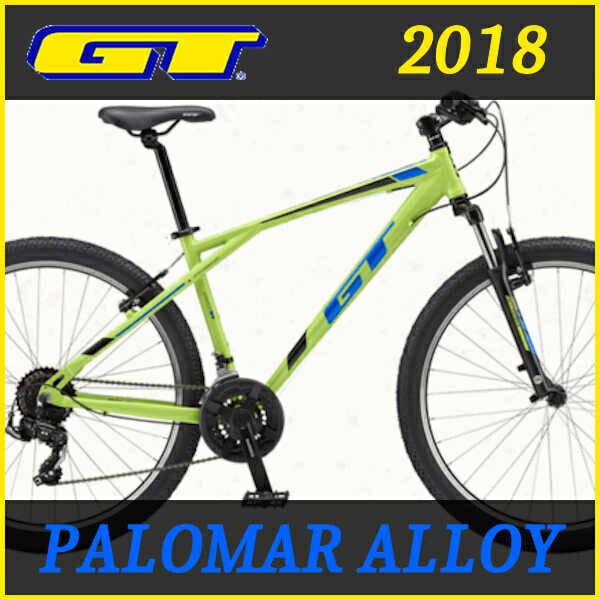 マウンテンバイク GT PALOMAR ALLOY 2018 (ジーティー パロマー アロイ) (グリーン)