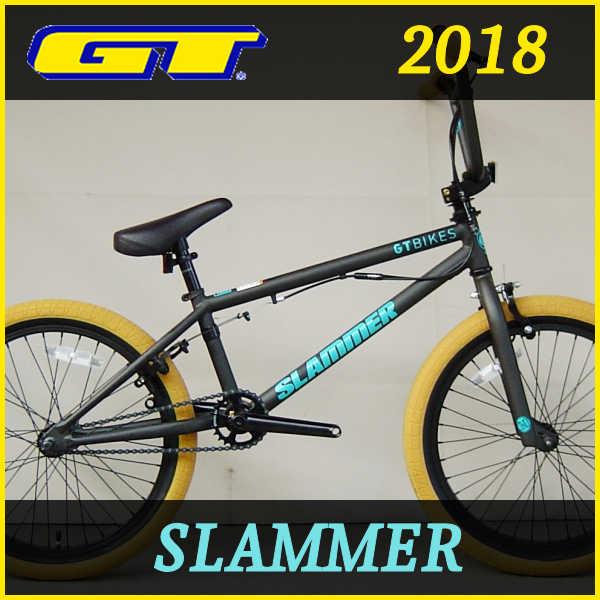 BMX ジーティー スラマー (ブラック) 2018 GT SLAMMER...