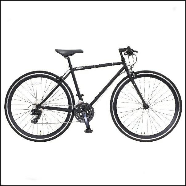 OSSO (オッソ)R330-CR-520-MBK クロスバイク ストリートバイク ...