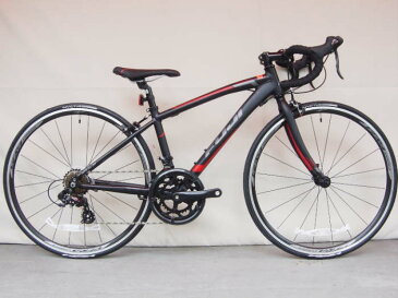 フジ FUJI エース 650 (マットブラック) 2021 FUJI ACE 650 ロードバイク 子供用自転車