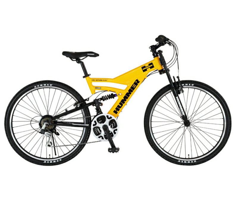 自転車・サイクリング, マウンテンバイク  HUMMER DH2618-E () DH 2618 E MOUNTAIN BIKE