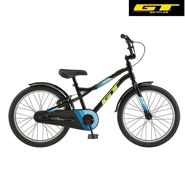 子供用自転車 GT Runge 20 (ブラック) 2020 ジーティー ランジ20...