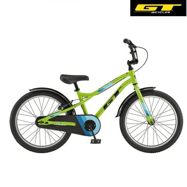 子供用自転車 GT Runge 20 (グリーン) 2020 ジーティー ランジ20...