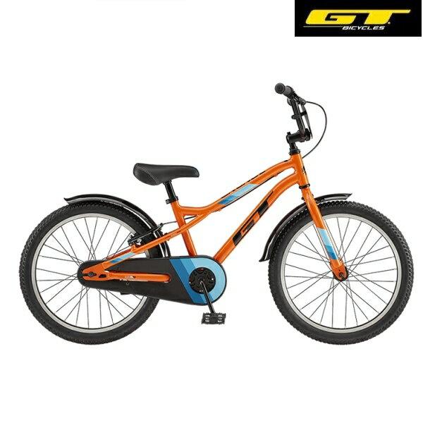 子供用自転車 GT Runge 20 (オレンジ) 2020 ジーティー ランジ20...