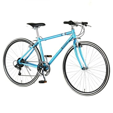 クロスバイク RENAULT AL-CRB7006LIGHT ブルー /アルミ / ルノー 700C