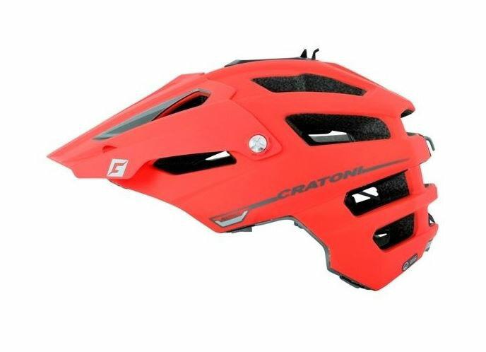 CRATONI / クラトーニ / ALL TRACK オールトラック / Red-blackrubber (サイクルヘルメット) 02P03Dec16