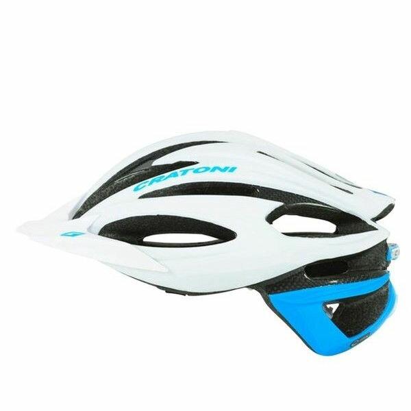 CRATONI / クラトーニ / C-LIMIT シーリミット / White-blue rubber (サイクルヘルメット) 02P03Dec16