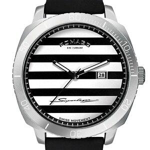 腕時計【ROMAGODESIGN】ロマゴデザインRM049-0371ST-SV