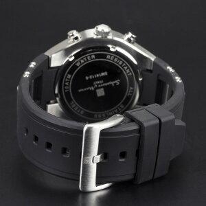 腕時計【SalvatoreMarra】サルバトーレマーラSM14112-SSBKBK