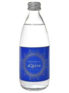 かつて海外にも輸出されていた貴重な国産の天然炭酸水アクアイズ(AQAIZU) 天然発泡炭酸水 グ...