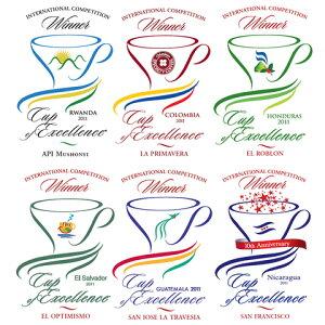 国際品質コンテストで入賞した真のスペシャルティコーヒーたちカップ・オブ・エクセレンス 2011...