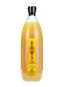 飲む生姜の力 1000ml 強烈なしょうがの味がクセになる高知県産生姜を使用したはちみつ入り生…