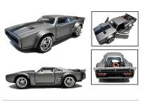 1/32箱入りワイルドスピードミニカー【DOM'SICECHARGER】アイスブレイクドミニクアイスチャージャーアメ車1:32FAST&FURIOUS8ワイルド・スピード
