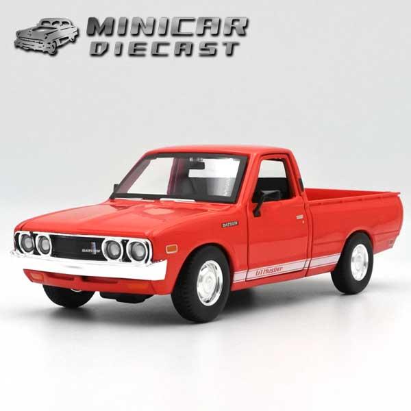 車, ミニカー・トイカー 124 1973 Datsun 620 Pick-up 1973 NISSAN