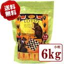 【送料無料】ロータス シニア チキンレシピ 小粒 6kg【正規品 ロータス ドッグフード ペットフード ドライフード 高齢犬用 通販】 1
