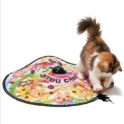 【気持ちくすぐる猫のおもちゃ】D-cultureSPORTPETキャッチ・ミー・イフ・ユー・キャン2【Dカルチャー猫用品猫おもちゃねこじゃらしペット用品通販】【RCP】【HLS_DU】