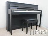 【116767】【送料込】【中古】ヤマハ2015年電子ピアノCLP-585Bクラビノーバ