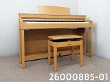 【26000885-01】【送料無料】【中古】ヤマハ2011年電子ピアノCLP-440Cクラビノーバ