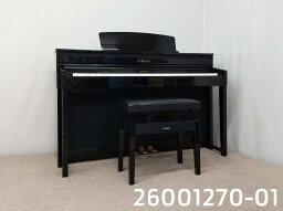 ヤマハ 2011年 電子ピアノ CLP-480PE クラビノーバ 【中古】【税込】※1都3県1Fのみ送料無料