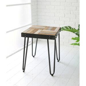 ウッドワークサイドテーブルco-gn-04