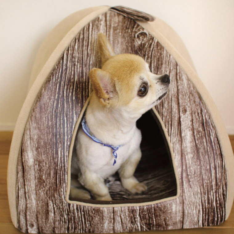 【スーパーSALE期間中 通常価格より10%OFF】PAW-PAW WOODY PET DOMEsp-hmly4120