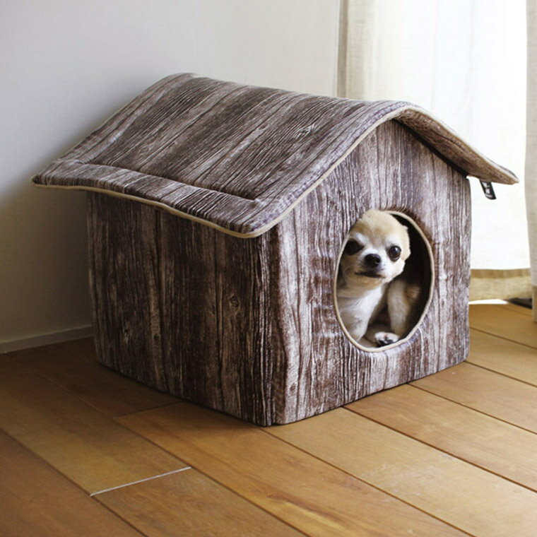 【スーパーSALE期間中 通常価格より10%OFF】PAW-PAW WOODY PET HOUSEsp-hmly4130