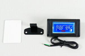 [多機能デジタルメーター][電圧計][ボルトゲージ][タコメーター]多機能デジタルメーター 電気式...