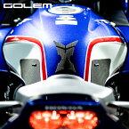 7月上旬入荷 タンクパッド 送料無料 TEOGONIA GOLEM CONVEX TANKPAD CB400SF/CB400SB専用 コンベックス タンクパッド タンク グリップ パッド(スーパーフォア スーパーボルドール) ニーグリップ