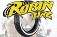 【セール特価】【FTR223】 ROBIN TIRE[ロビンタイヤ] 4.50-18 450-18 ホワイトリボンタイヤ