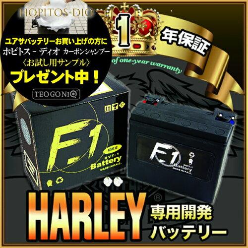 F1 バッテリー HVT-1 【GSユアサ YTX20L-BS GYZ20L 65989-90B 65989-97A 65989-97B ...