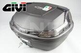 【送料無料】【GIVI[ジビ]】 リアボックス バイク用 ボックス モノロックケース B47NTMLD TECH 未塗装ブラック(黒)【76885】
