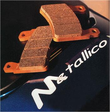 ブレーキ, ブレーキパッド GSX-R7501113 Metallico 7575 03 5