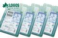 【お買い得4セット】LOGOS/ロゴス倍速凍結・氷点下パックL【81660641】保冷剤冷凍保存
