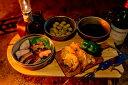 YOKA(ヨカ) ミニテーブル TRIPOD TABLE SOLO トライポッドテーブル・ソロ アウトドア キャンプ 折り畳みテーブル 木製 おしゃれ アウトドア用品 日本製 グランピング テーブル キャンプ用品 あす楽対応 3