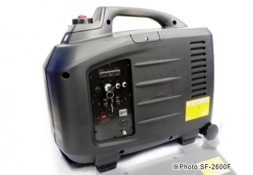 発電機 SF-2600F 1年保証 aiNET/アイネット