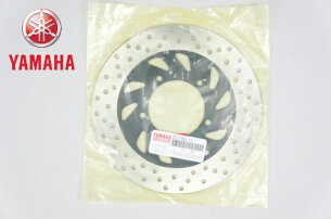 【CYGNUSX[シグナスX]】SE44J台湾ヤマハ純正ブレーキディスクローターブラック国内在庫