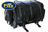 大型バッグ【MFK-102】キャンピングシートバッグ2 ブラック 【ツーリング キャンプ アウトドア フィッシング テント積載】【TANAX[タナックス]】 rearbag