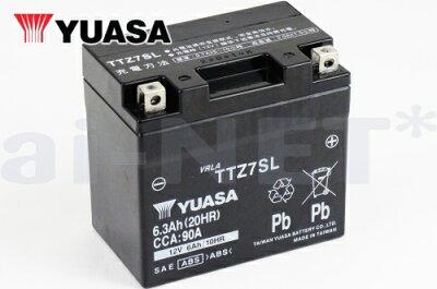 送料無料 ユアサ YTZ7S TTZ7SL 高性能 バッテリー充電器使用 充電済みユアサバッテリー YUASA 正規品 FTZ7S GTZ7S DYTZ7S-BS 7S YUASA 古川 ユアサ 1年保証付 GSYUASA 日本電池 古河電池 新神戸電機 HITACHI 互換 送料無料 あす楽対応・・・ 画像1