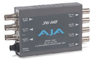 AJA Video Systems/エージェーエー 1×6 3G/HD/SD分配器[3GDA]