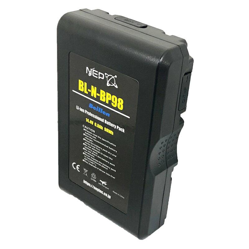 カメラ・ビデオカメラ・光学機器用アクセサリー, 電源・充電器 NEP V BL-N-BP98