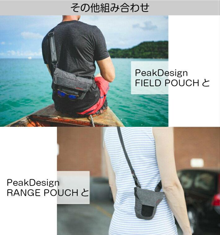 ピークデザイン スライド アッシュ カメラ用ストラップ SL-AS-3