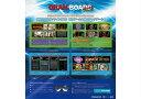 【特価SALE中】チッププレゼント ダーツボード グランボードダッシュ リニューアル版 ブルー/レッド スマホ連動 GRAN DARTS GRAN BOARD Dash Bluetooth 初心者 ネット対戦 3
