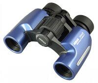 NEWモデル ミザール8倍双眼鏡(標準型) メタリックブルー 高屈折Bak4プリズム&マルチコーティング採用レンズの本格仕様のハイコントラスト視界 自然観察 スポーツ観戦 コンサート バードウォッチング