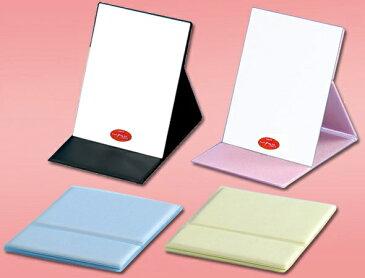 ≪送料込み≫スタンドミラー 卓上ミラー(卓上鏡)化粧鏡 角型 ナピュアプロモデル折立ミラー HP-40(Mサイズ)日本製(堀内鏡工業)