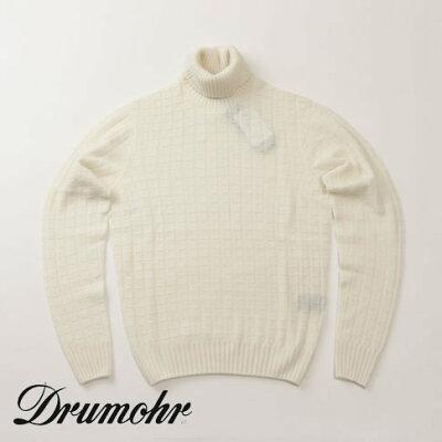 DRUMOHR(ドルモア )タートルネック