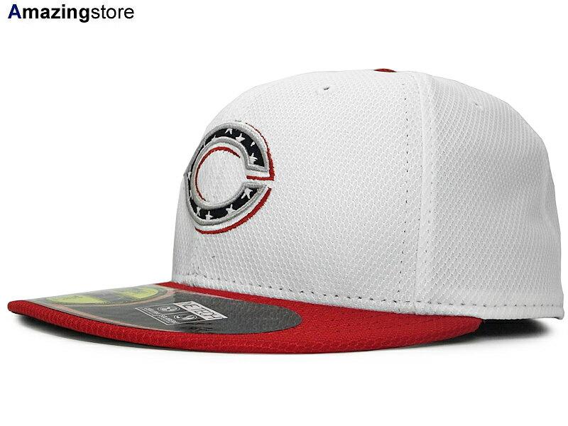 メンズ帽子, キャップ NEW ERA CINCINNATI REDS2013 JULY 4TH STARS N STRIPESWHT-RED new era cap new era newera JORDAN LA NY BK SUPREME