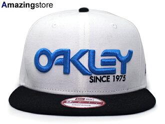 OAKLEY NEW ERA new era Snapback of Oakley 9 FIFTY [Hat headgear new era cap newera Cap men women men women 16 _ 8 _ 5SNA 16 _ 9 _ 2 16_9RE]