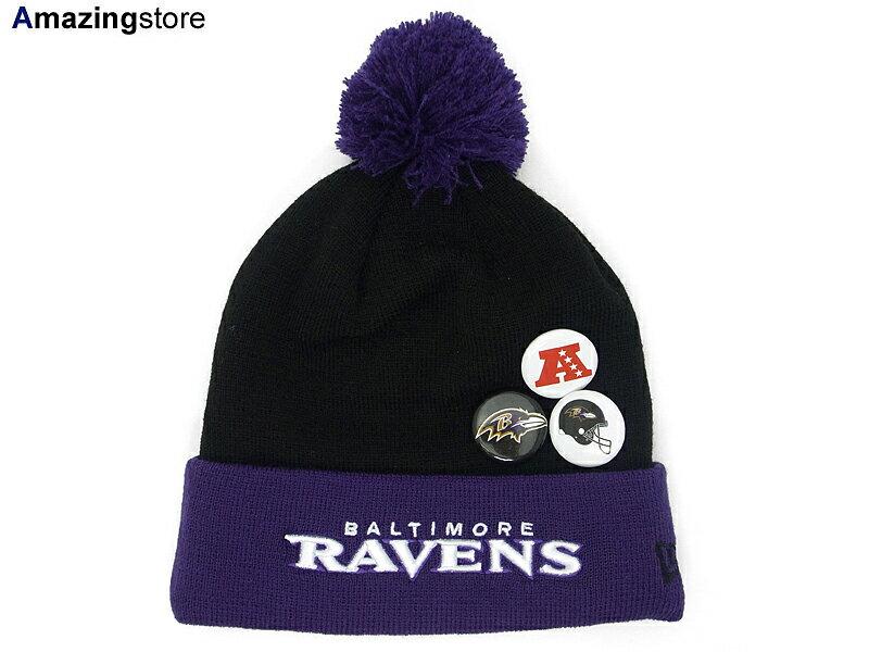 メンズ帽子, キャップ NEW ERA BALTIMORE RAVENSBUTTON-UP KNIT BEANIEBLK-PUR new era cap AIR JORDAN LA JAY-Z NY BK LEBRON SUPREME