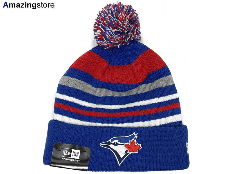 メンズ帽子, キャップ NEW ERA TORONTO BLUE JAYSSTRIPEOUT KNIT BEANIERYL-RED-WHT-GREY new era cap new era JORDAN LA NY BK SUPREME